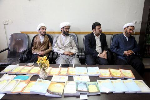 تصاویر/ دیدار رئیس دفتر تبلیغات اسلامی با آیت الله سیفی مازندرانی