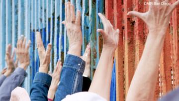 کلیسا و مسجد مرزی در سن دیگوی آمریکا روز دعای وحدت برگزار می کنند