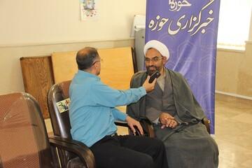 پیشنهاد استاد حوزه قزوین به مسئولان ستاد اربعین/ کلاس های مکالمه عربی برگزار کنید