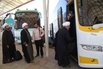اعزام ۶۰ مبلغ به مساجد و روستاهای شادگان