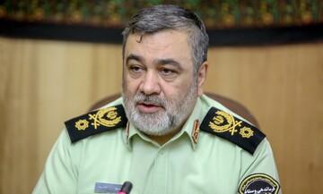 تاکید فرمانده ناجا بر ارائه خدمات شایسته به زوار اربعین