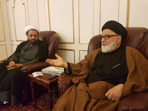 حجت الاسلام و المسلمین کشمیری