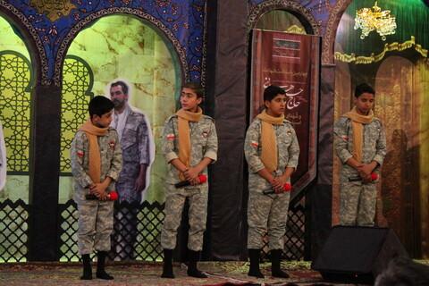 تصاویر/ بزرگداشت چهارمین سالگرد شهادت شهید همدانی