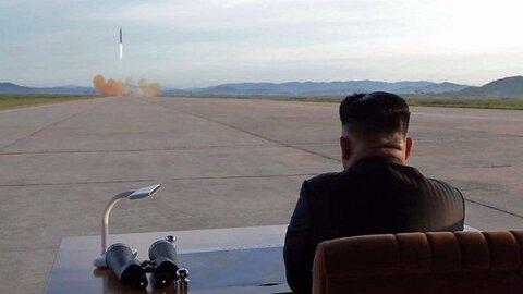 آزمایش اتمی کره شمالی
