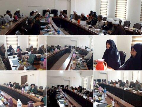 برگزاري دومین نشست کنگره شهدای روحانی در بندرعباس