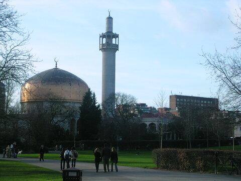 مساجد لندن