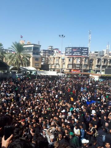 تصاویر شما/ مرز مهران تا پیاده روی اربعین