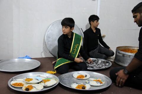 تصاویر/ فعالیت موکب شهرستان بم و خدمت رسانی به زائرین پاکستانی
