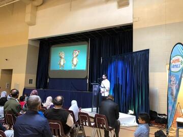 راه اندازی کانال شعر و کارتون برای کودکان مسلمان در تورنتو + تصاویر
