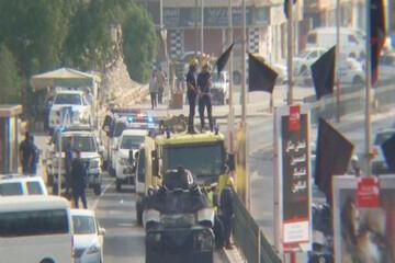 آمار اهانت آل خلیفه به مظاهر عاشورایی در محرم امسال