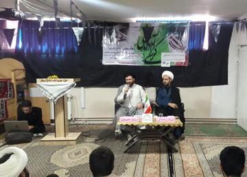 دومین نشست کرسی «آزاداندیشی» در مدرسه علمیه امام صادق (ع) بیجار برگزار شد