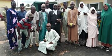 آزادی چند نفر از شیعیان نیجریه