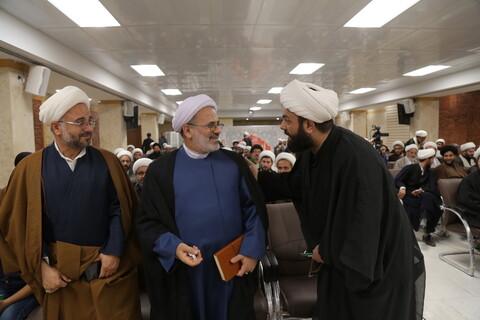 تصاویر/ همایش توجیهی- آموزشی مبلغین جهادی اربعین