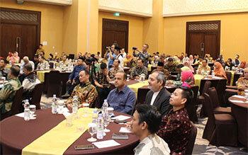 نخستین سمینار بینالمللی «دین و آموزش» در اندونزی