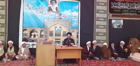 حجت الاسلام والمسلمین حسینی