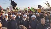 آیت الله بشیر نجفی مردم جهان را به شرکت در پیاده روی اربعین دعوت کردند