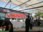 آمادگی موکب های استان همدان برای پذیرایی از زائران در کشور عراق
