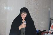 اعزام ۹۸ خواهر مبلغه از قزوین به مراسم پیاده روی اربعین