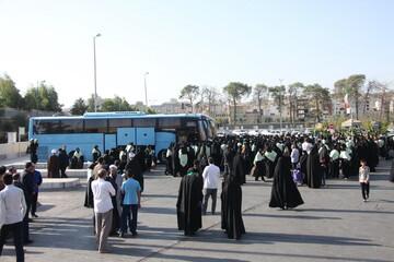زائران سفر خود را به تاخیر بیندازند/ حمل و نقل در خاک عراق با مشکل مواجه است