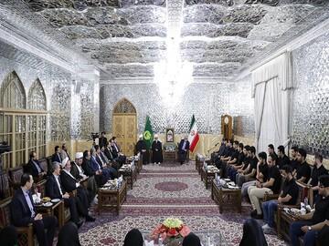 انقلاب اسلامی زمینه شکوفایی تواناییهای بالقوه جوانان را فراهم کرده است