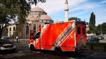 Germany: Neo-Nazi gunman planned attack on mosque