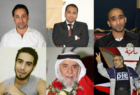 زندانیان بحرین
