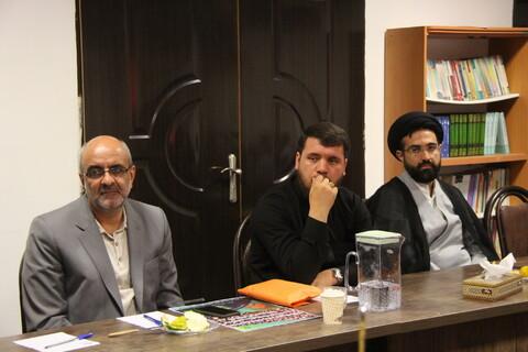 تصاویر/ کمیسیون حقوق بشر اسلامی