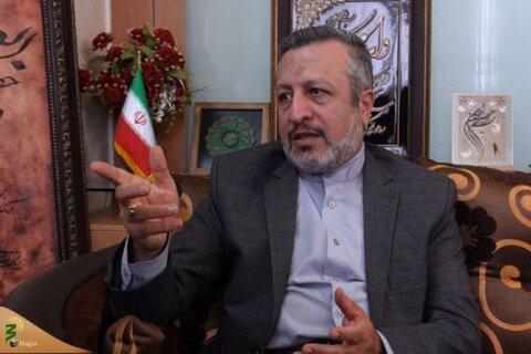 سركنسول ایران در نجف اشرف