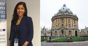 Oxford University worker told Muslim woman to 'go home'