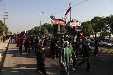 پیادهروی «جاماندگان» در روز اربعین حسینی  در تهران برگزار میشود