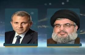 Sayyed Nasrallah discusses with Bassil latest developments