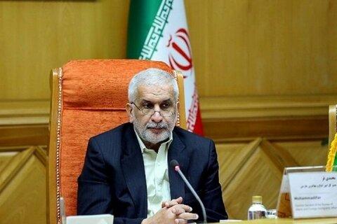 احمد محمدی فر دبیر و سخنگوی ستاد مرکزی اربعین