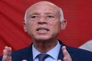 رئیس جمهور تونس حکام عرب را به دوری از تروریسم دعوت کرد