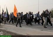 بالصور/ عشاق الأربعين الحسيني من كردستان إلى كربلاء المقدسة
