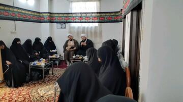 ضرورت تحقق رشد علمی، اخلاقی در مجموعه مدارس حوزه علمیه خراسان