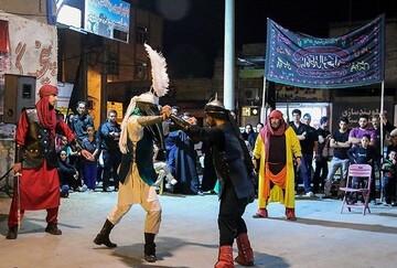 کنگره شعر عاشورایی و سوگواره تعزیه در کردستان برگزار می شود