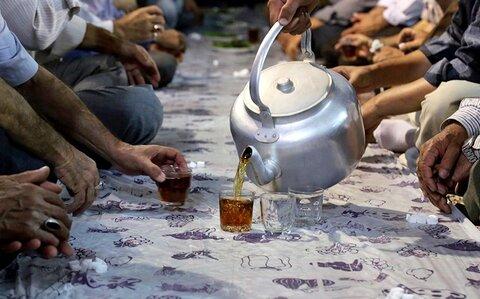 احیاء سنت مهمانوازی زوّار اربعین حسینی(ع) در کرمانشاه