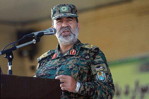 فرمانده یگان های ویژه ناجا