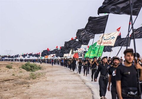 More than two million Iranian pilgrims enter Iraq for Arba'een pilgrimage