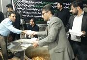 روزانه بیش از ۹۸ هزار پرس غذا در موکبهای اربعین  بوشهر توزیع می شود