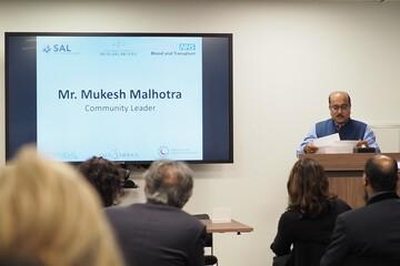 همایش «اهدای عضو» توسط حقوقدانان مسلمان در بدفورد انگلستان برگزار شد