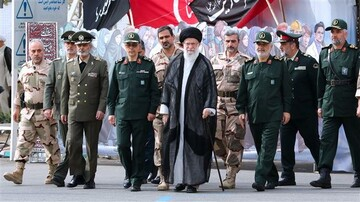 Ayatollah Khamenei urges IRGC to prepare against enemy