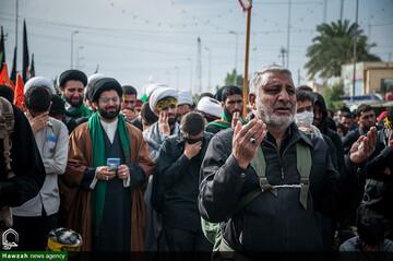 پیاده روی اربعین خاری در چشم دشمنان اسلام است