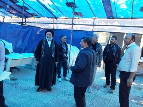 تصاویر/ پذیرایی از زائران اربعین در موکب اهل سنت کردستان