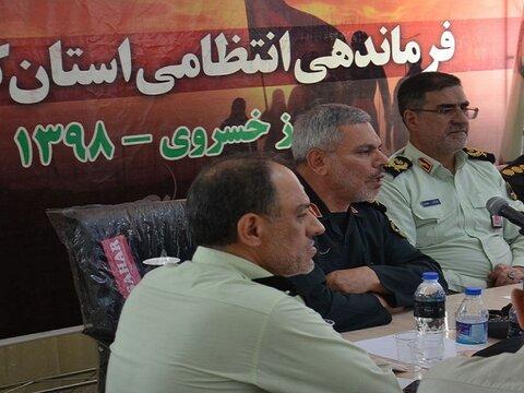 سردار محمد شرفی رئیس پلیس پیشگیری نیروی انتظامی: