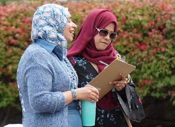 مرکز اسلامی فلمینگتون آمریکا مراسم درهای باز برگزار کرد + تصاویر