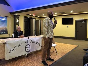 سی ودومین سالگرد «روز اسلامی اوهایو» در اسپرینگ فیلد  آمریکا برگزار شد