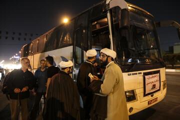 ۸۰ درصد طلاب بوشهر به اربعین حسینی اعزام شدند