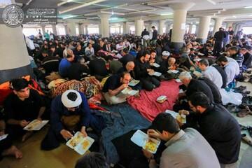 تدابیر لازم برای اسکان زائران در حسینیه مدرسه علمیه کامیاران اتخاذ شد