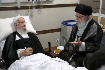 آیت الله العظمی مکارم شیرازی تا چند روز آینده از بیمارستان مرخص می شوند